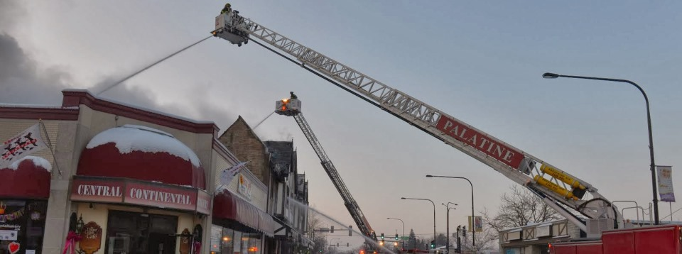 Aerial Ops in Mt. Prospect